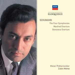 Schumann - The Four Symphonies