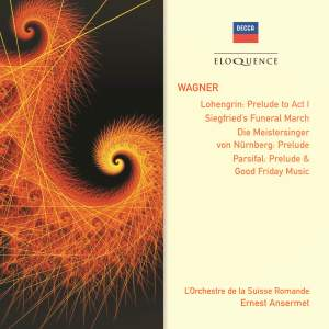 Wagner: Operatic Preludes