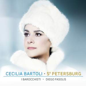 Cecilia Bartoli: St Petersburg
