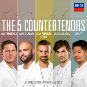 The 5 Countertenors Product Image