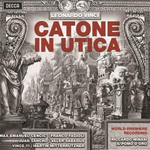 Vinci, Leonardo: Catone in Utica