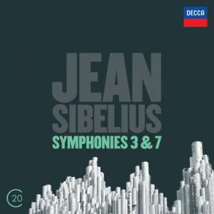 Sibelius: Symphonies Nos. 3, 6 & 7 Product Image