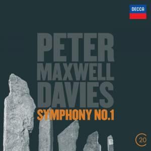 Maxwell Davies: Symphony No. 1