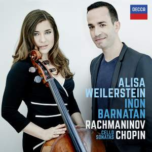 Alisa Weilerstein: Chopin & Rachmaninov
