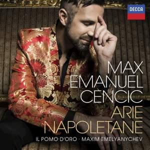 Arie Napoletane: Max Emanuel Cencic Product Image