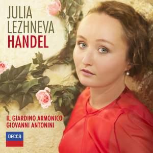 Julia Lezhneva: Handel Product Image
