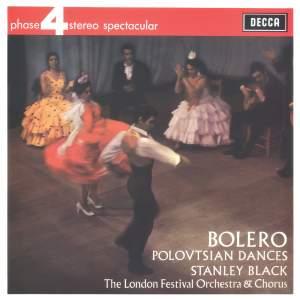 Ravel: Bolero & Borodin: Polovtsian Dances