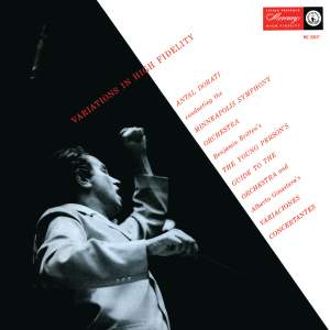 Ginastera: Variaciones Concertantes & Britten: The Young Person's Guide To The Orchestra