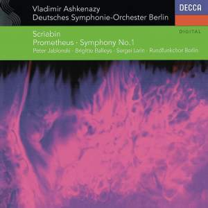 Scriabin: Symphony No. 1 & Prometheus