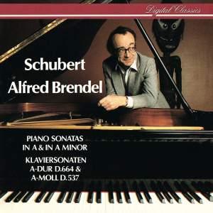 Schubert: Piano Sonatas Nos. 4 & 13