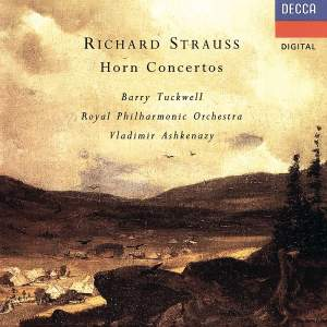Strauss: Horn Concertos Product Image