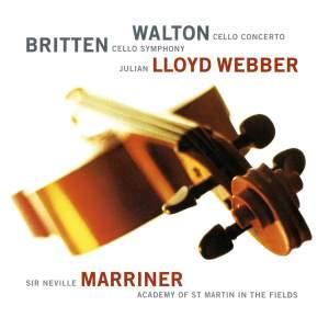 Britten & Walton: Cello Concertos