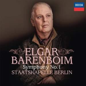 Elgar: Symphony No. 1 in A flat major, Op. 55 Product Image