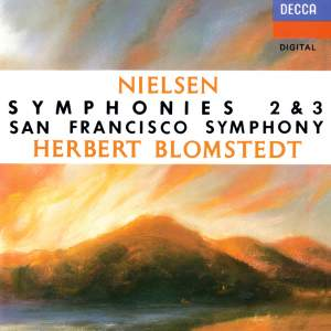 Nielsen: Symphonies Nos. 2 & 3