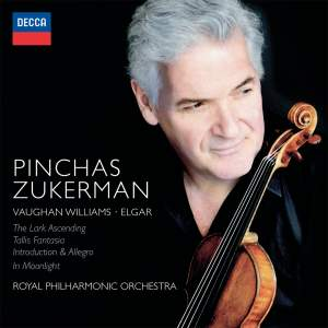 Pinchas Zukerman: Elgar & Vaughan Williams