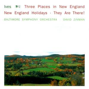 Ives: 3 Places In New England, New England Holidays & They Are There!