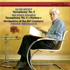 Mendelssohn: Symphony No. 4 & Schubert: Symphony No. 5