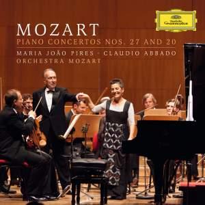 Mozart: Piano Concertos Nos. 27 & 20 Product Image
