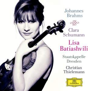 Lisa Batiashvili plays Brahms & C. Schumann