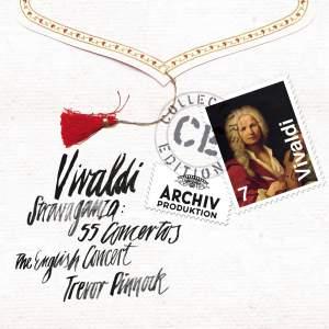 Vivaldi: Stravaganza (55 Concertos)