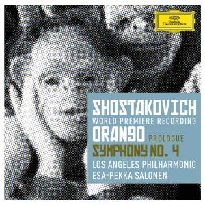 Shostakovich: Prologue to Orango & Symphony No. 4