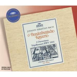 Bach, J S: Brandenburg Concertos Nos. 1-6 BWV1046-1051, etc.
