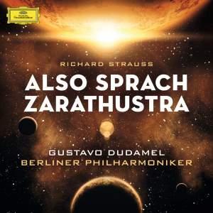 R. Strauss: Also sprach Zarathustra, Don Juan & Till Eulenspiegels lustige Streiche