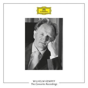 Wilhelm Kempff: The Concerto Recordings Product Image