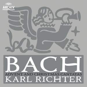 JS Bach: Advent & Christmas Cantatas