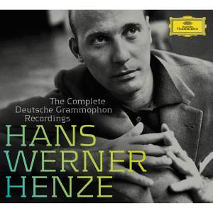 Hans Werner Henze: The Complete Deutsche Grammophon Recordings