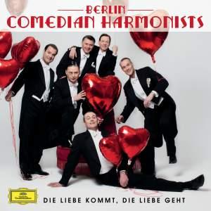 Berlin Comedian Harmonists - 'Die Liebe kommt, die Liebe geht' Product Image