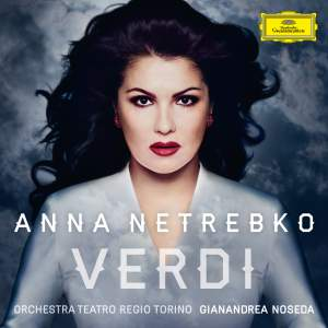 Anna Netrebko sings Verdi (standard CD edition)