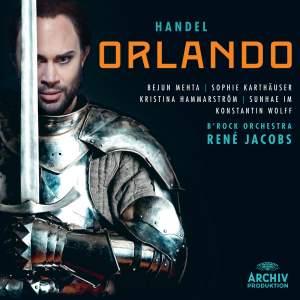 Handel: Orlando Product Image