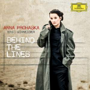 Anna Prohaska: Behind the Lines Product Image