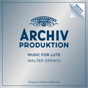 ARCHIV ARCHIVE: Music for Lute