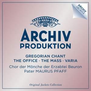 ARCHIV ARCHIVE: Gregorian Chant
