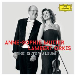 Anne-Sophie Mutter: The Silver Album