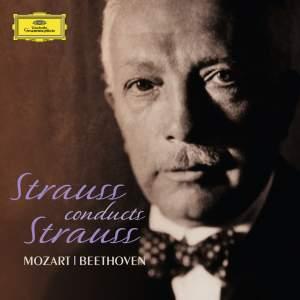 Strauss Conducts Strauss