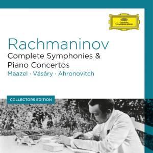 Rachmaninov: Complete Symphonies & Piano Concertos