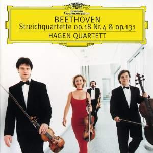 Beethoven: String Quartets Nos. 4 & 14
