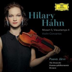 Mozart & Vieuxtemps: Violin Concertos