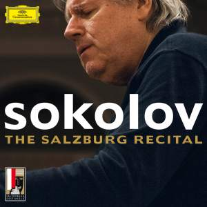 Grigory Sokolov: The Salzburg Recital 2008 Product Image