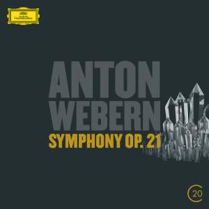 Webern: Five Pieces for Orchestra & Cantatas