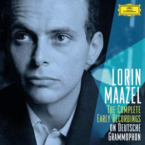 Lorin Maazel: Early Recordings