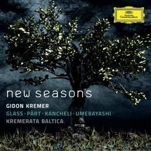 Gidon Kremer: New Seasons