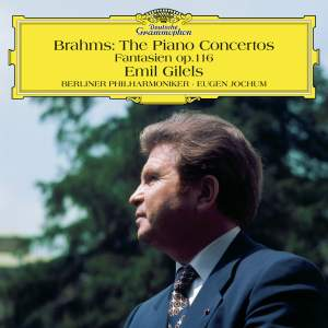 Brahms: The Piano Concertos & Fantasien Op. 116