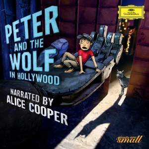 Peter and the Wolf in Hollywood Product Image