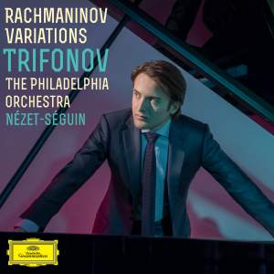 Rachmaninov Variations Product Image