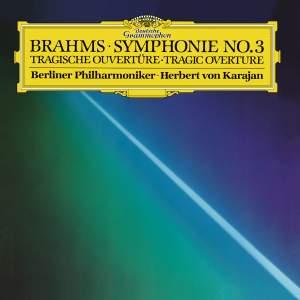 Brahms: Symphony No. 3 & Tragic Overture