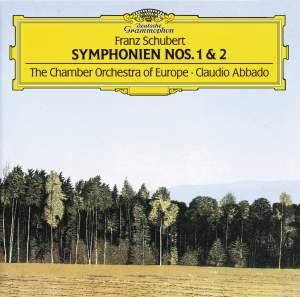 Schubert: Symphonies Nos. 1 & 2